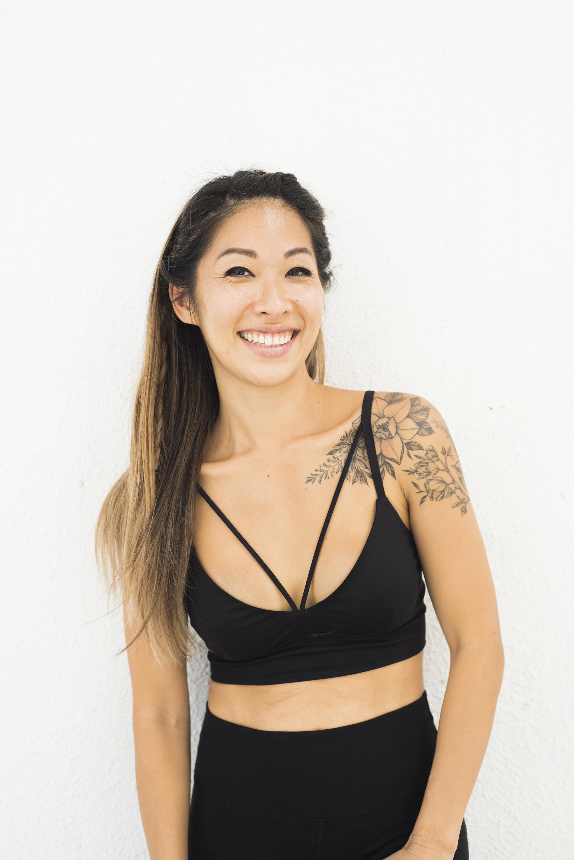 WeBarre Singapore Barre Pilates Instructor Keiko