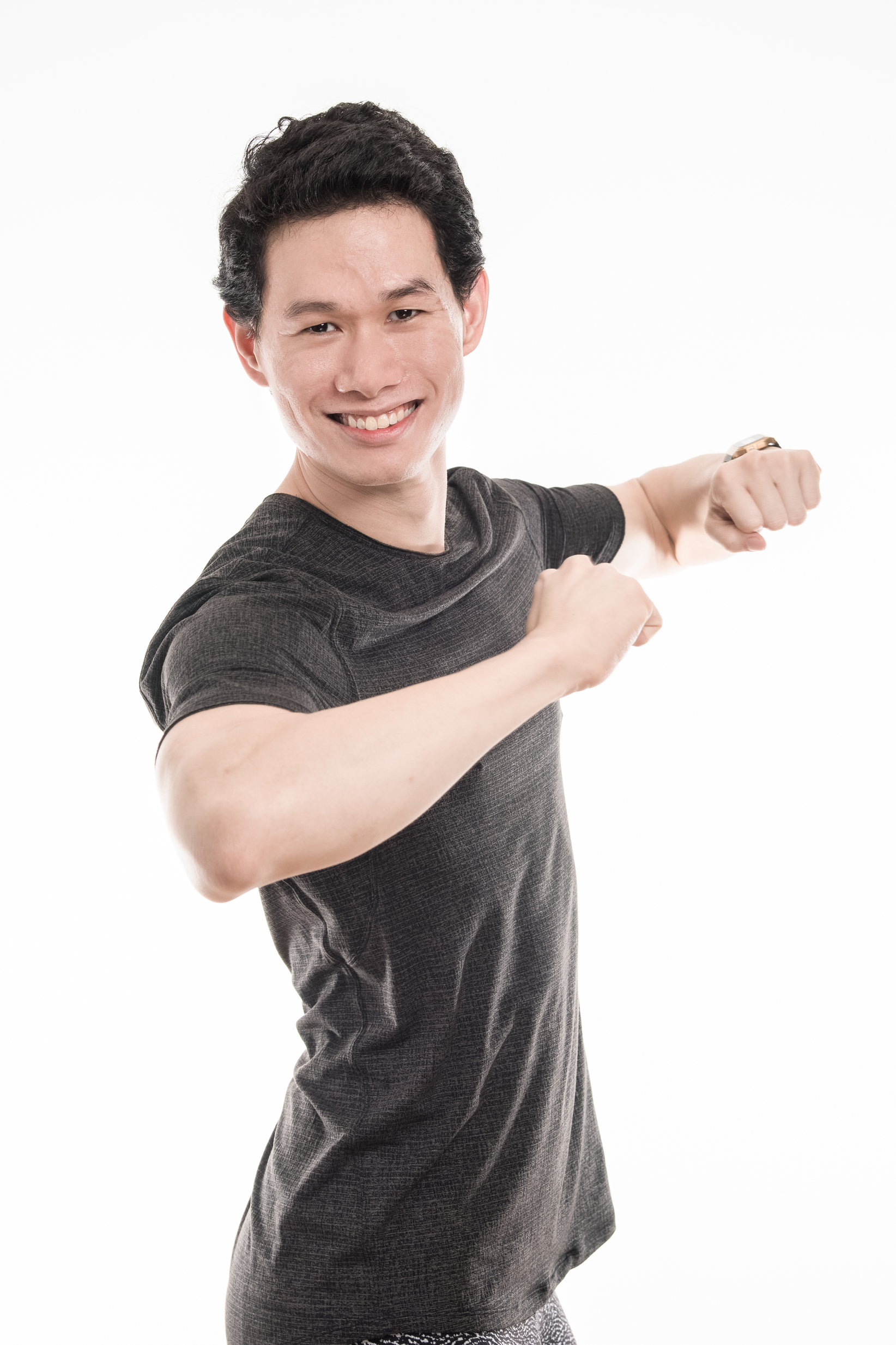 WeBarre Singapore Barre Pilates Instructor Ming