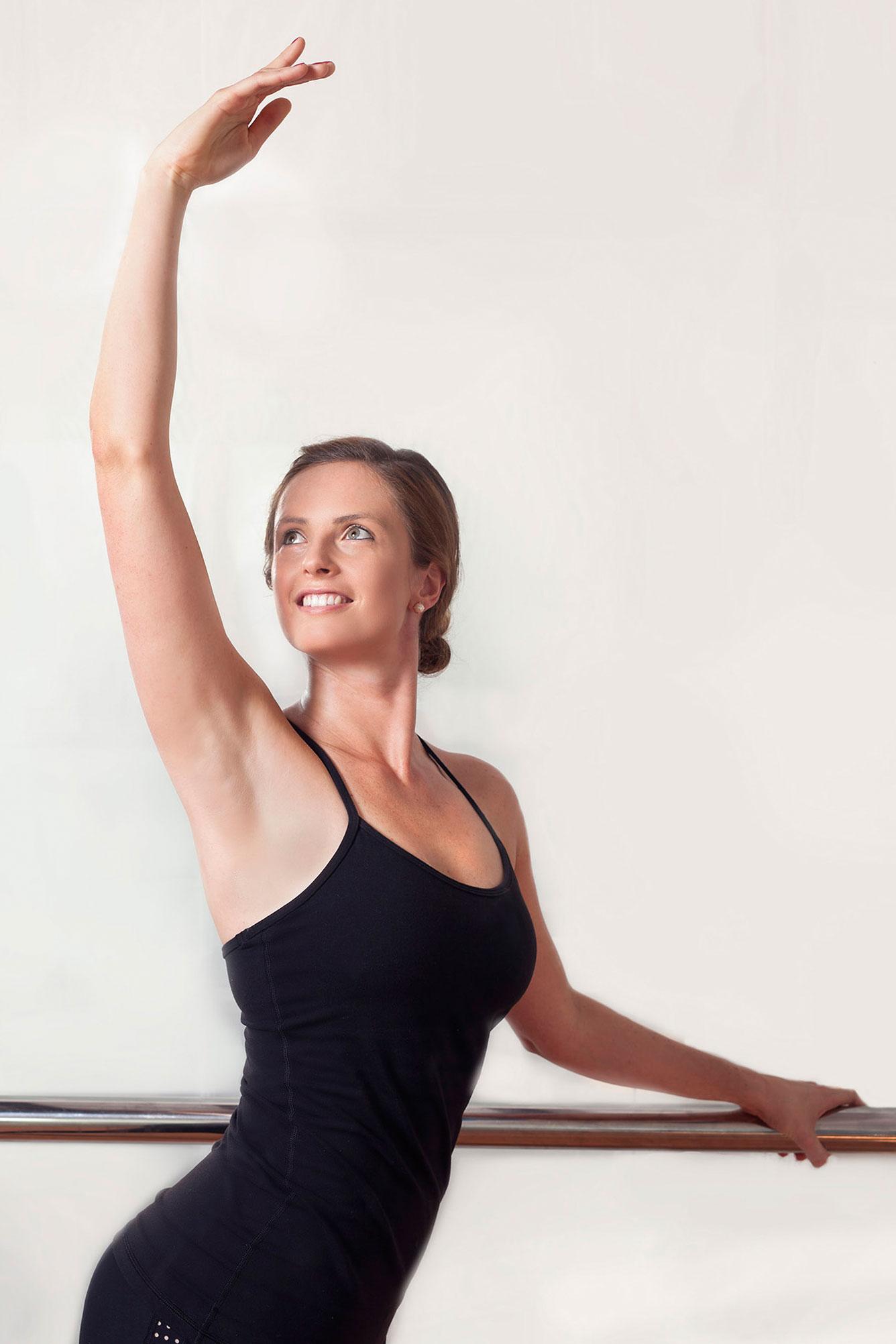 WeBarre Singapore Barre Pilates Instructor Rachael