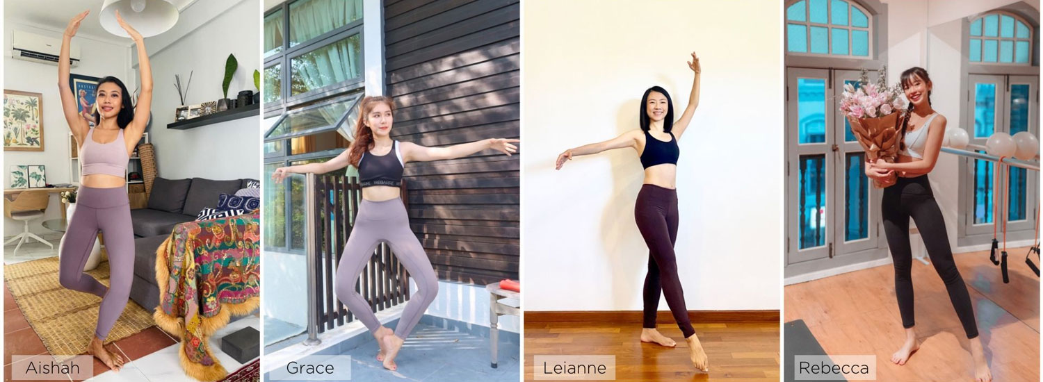 From Trainees to Barre-dies: Four Graduates' Perspectives of Instructor Training