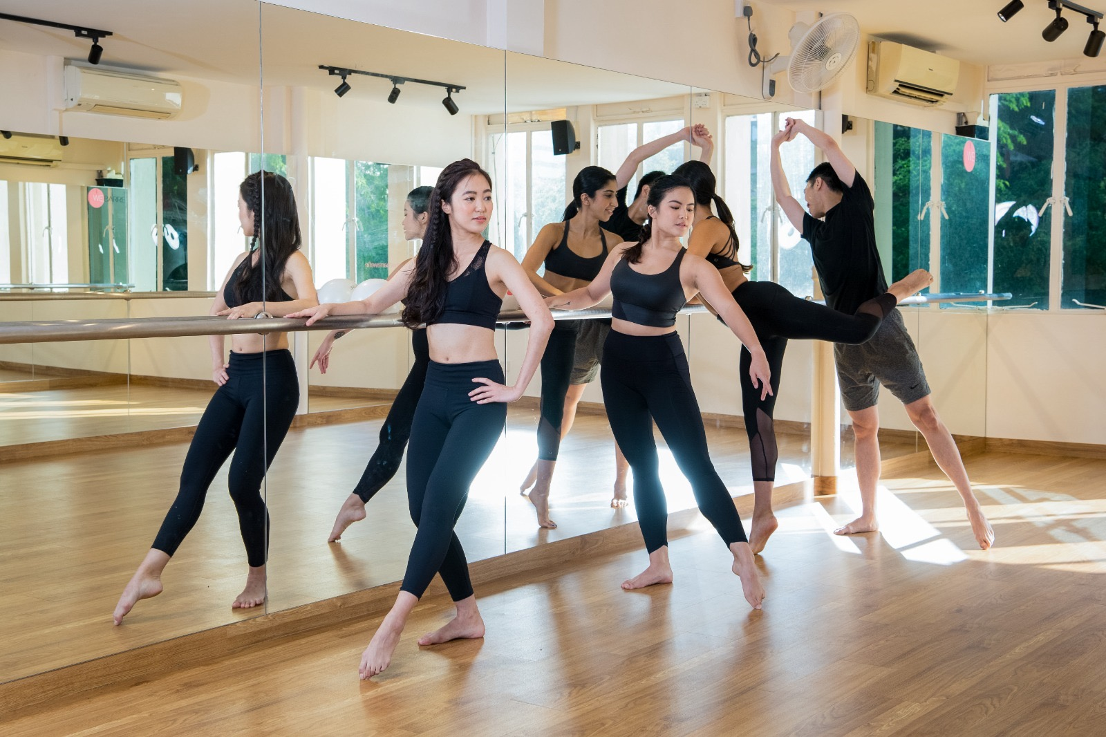 How to Stay Committed to Your Workouts, According to These Barre Super-Achievers