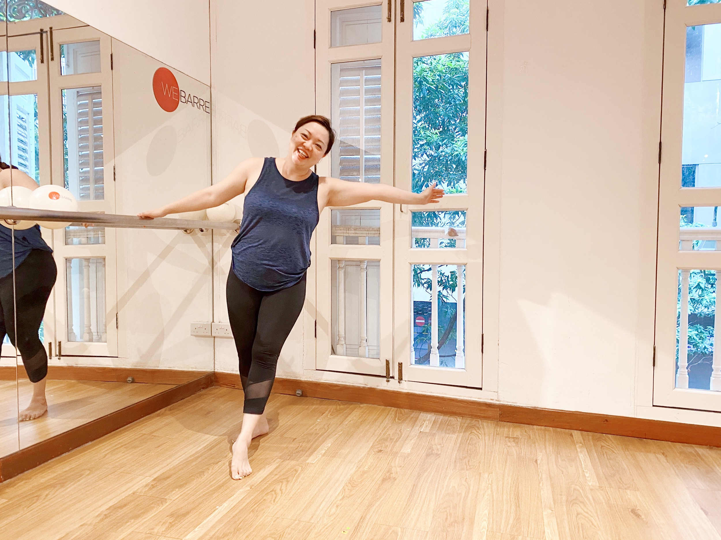 Barre for All Ages: Hitting 500 Classes by 50